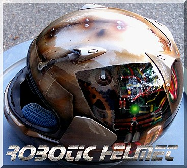 Custom helmets motorcycle